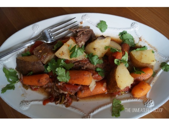 4-Ingredient Crock Pot Roast