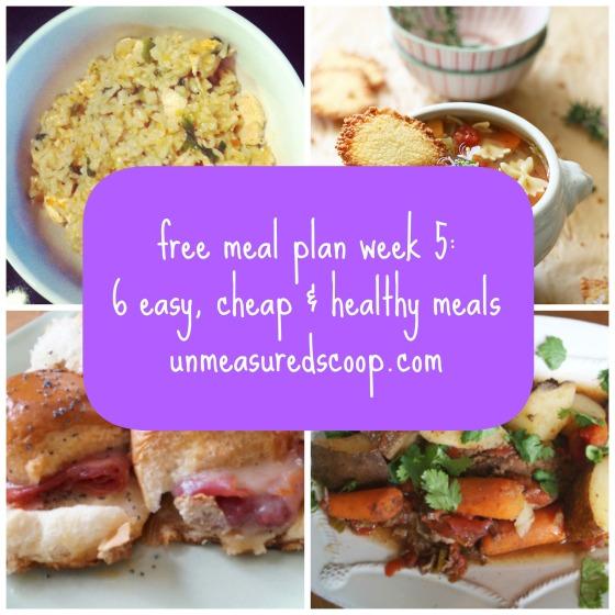 mealplanweek5