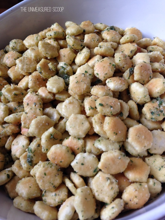 Italian Snack Crackers - The Perfect Holiday Snack