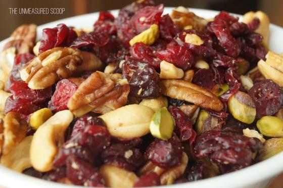 Homemade Healthy Nut Mix