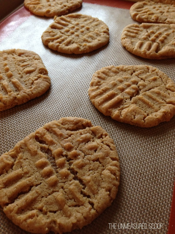 One-Bowl Easy Peanut Butter Cookies